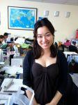 Ayumi-our adorable agent atIACE